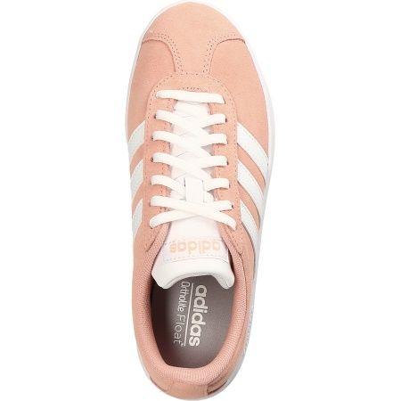 Adidas VL COURT 2.0 - Lachs - Draufsicht