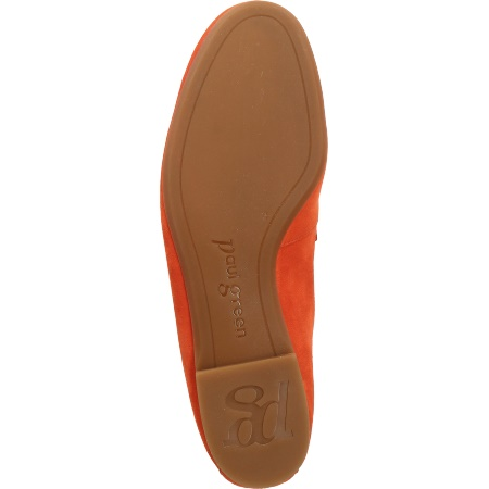 Paul Green 2504-024 - Orange - Sohle