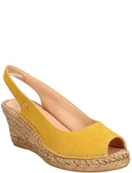 Fred de la Bretoniere Damenschuhe Yellow