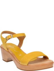 Unisa Damenschuhe IRITA_KS YELLOW