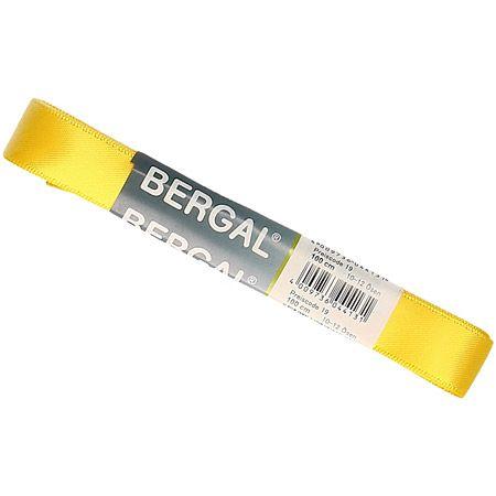 Bergal Satinsenkel - Gelb - Seitenansicht