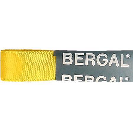 Bergal Satinsenkel - Gelb - Draufsicht