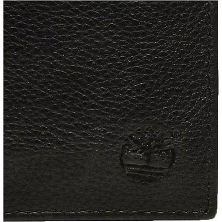 Timberland Bifold Wallet With Coin - Schwarz - Draufsicht
