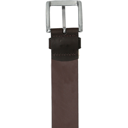 Timberland Casual Leather Man Belt - Braun - Sohle