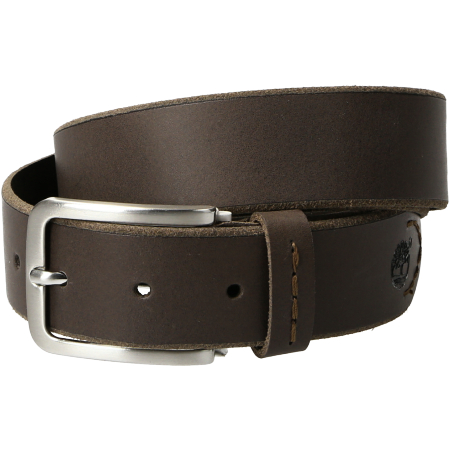 Timberland Man Cow Leather Belt - Braun - Hauptansicht