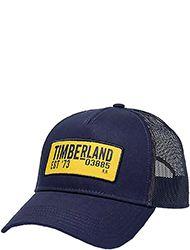 Timberland Kleidung Herren Curved Brim Trucker W Printed Logo Patch