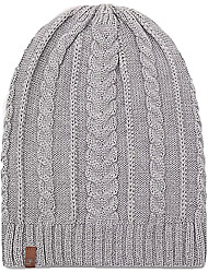 Timberland Kleidung Damen Cable Slouchy Beanie