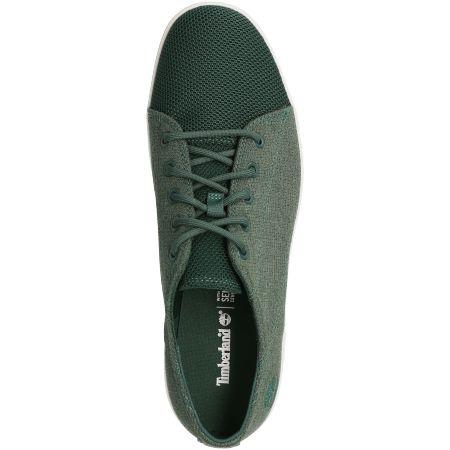 Timberland Amherst Flexi Knit Ox - Grün - Draufsicht