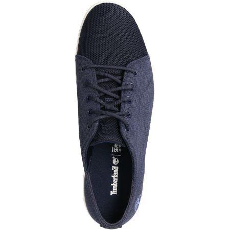 Timberland Amherst Flexi Knit Ox - Blau - Draufsicht