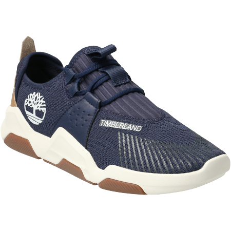Timberland Earth Rally Flexiknit Ox - Blau - Hauptansicht