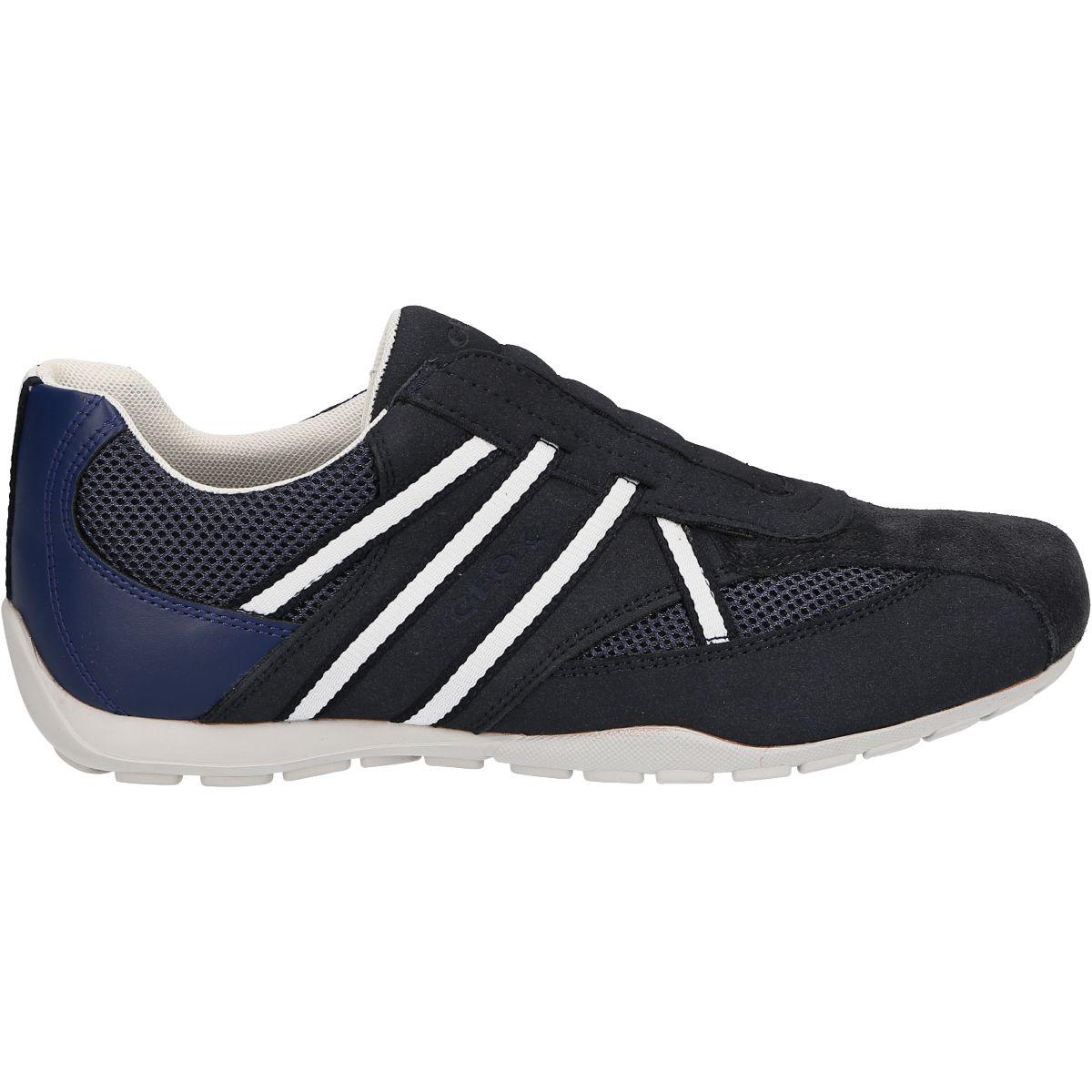 GEOX U023FD 0AU14 C4KF4 RAVEX Herrenschuhe Sneaker im Schuhe