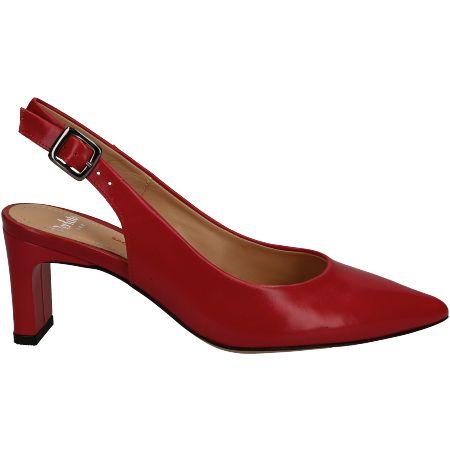 Perlato 11468 - Rot - Seitenansicht