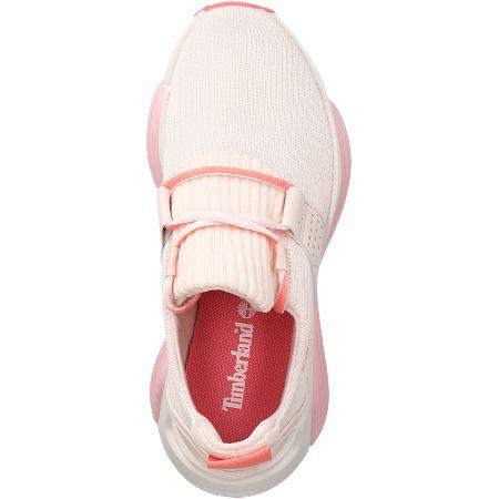 Timberland Emerald Bay Knit Sneaker - Weiß,kombiniert - Draufsicht
