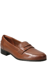 Clarks damenschuhe Hamble Loafer 26147740 4