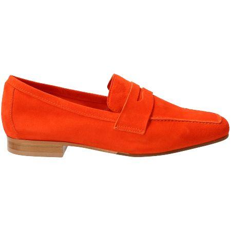 Perlato 11394 - Orange - Seitenansicht