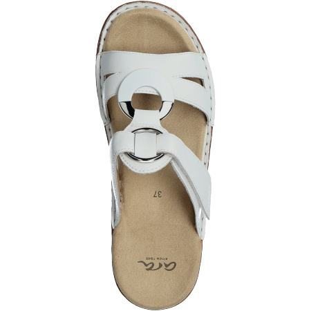 Ara 27233-76 - Weiß - Draufsicht