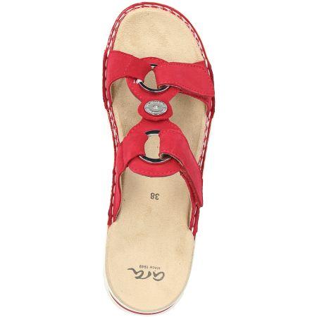 Ara 47210-76 - Rot - Draufsicht