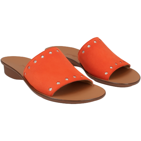 Paul Green 7550-026 - Orange - Paar