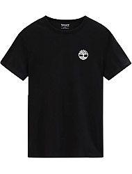 Timberland Kleidung Herren SS B-Logo Camo Tee
