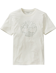 Timberland Kleidung Herren SS K-R Pattern Tree T
