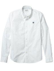 Timberland Kleidung Herren LS Elvatd Oxford Slim