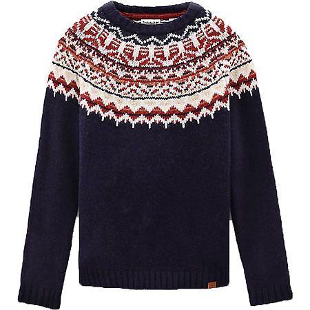 #A1WC1433 Fairsle Sweater