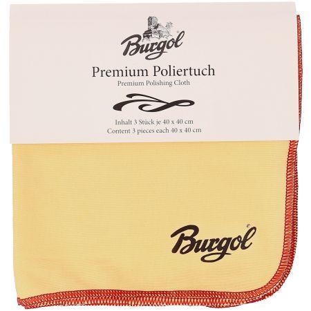 Burgol Premium Poliertuch - Neutral - Hauptansicht