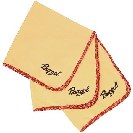 Burgol Premium Poliertuch - Neutral - Draufsicht