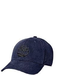 Timberland Kleidung Herren Corduroy Baseball Cap