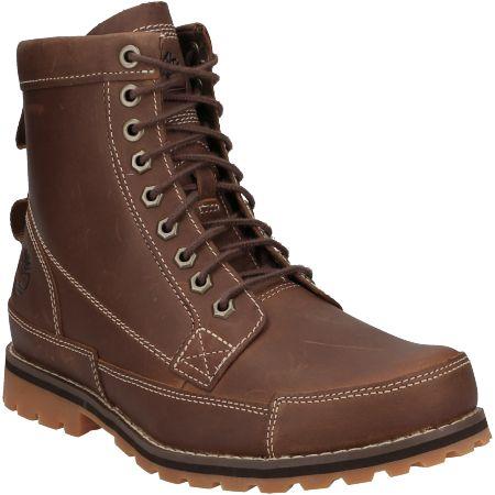 Timberland Originals II Leather 6 in Boot - Braun - Hauptansicht