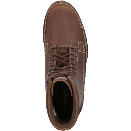 Timberland Originals II Leather 6 in Boot - Braun - Draufsicht