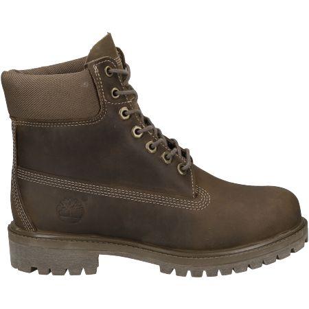 Timberland 6 Inch Premium Boot - Grün - Seitenansicht