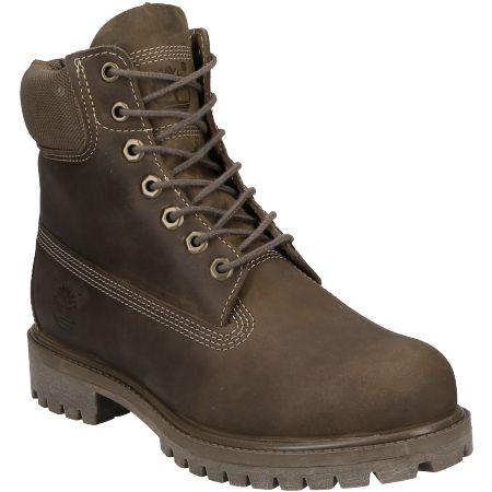 Timberland 6 Inch Premium Boot - Grün - Hauptansicht