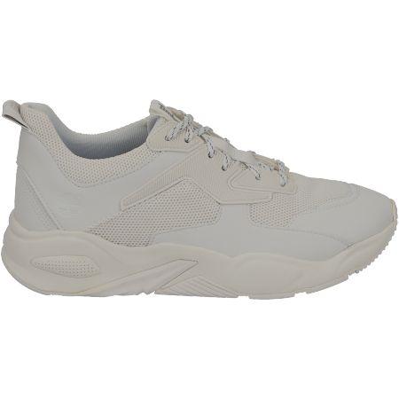 Timberland Delphiville Textile Sneaker - Weiß - Seitenansicht