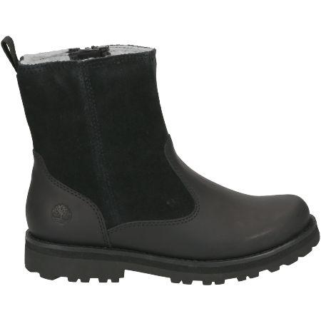 Timberland Courma Kid Warm Lined Boot - Schwarz - Seitenansicht