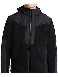 Timberland Kleidung Herren Faux Shear Fleece Jkt