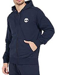 Timberland Kleidung Herren Core Logo FZ Hoodie