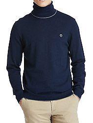 Timberland Kleidung Herren Merino Turtle sweater