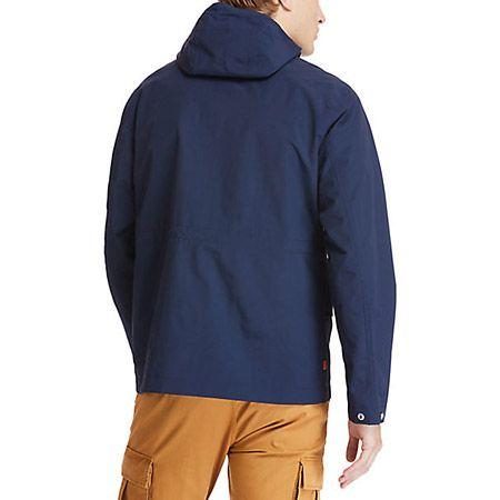 Timberland CLS Field Jacket - Blau - Seitenansicht