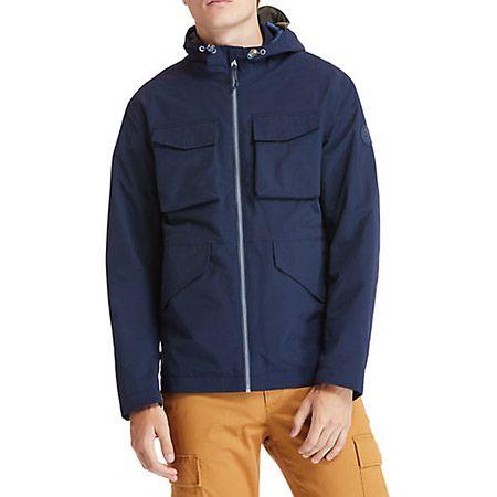 Timberland CLS Field Jacket - Blau - Sohle