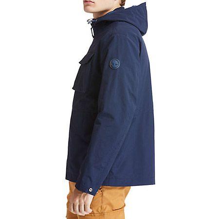 Timberland CLS Field Jacket - Blau - Draufsicht