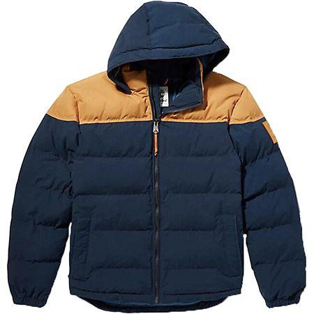 Timberland Puffer Jacket - Blau - Hauptansicht