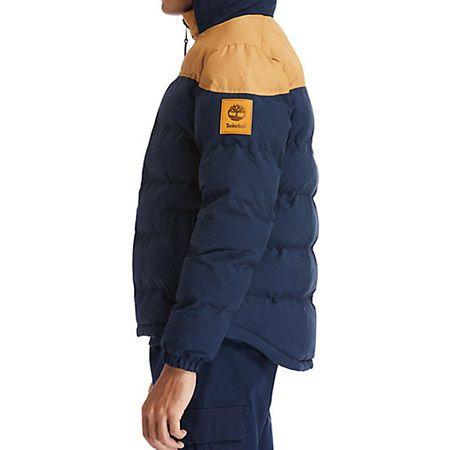 Timberland Puffer Jacket - Blau - Sohle
