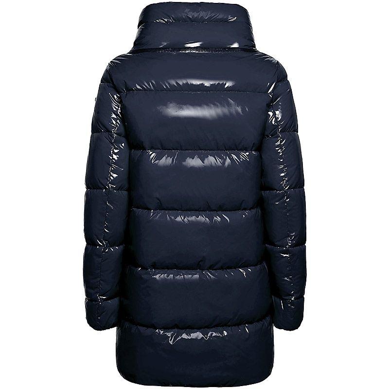 GEOX W0428R T2656 F4386 EMALISE COAT Kleidung Damen Jacken ...