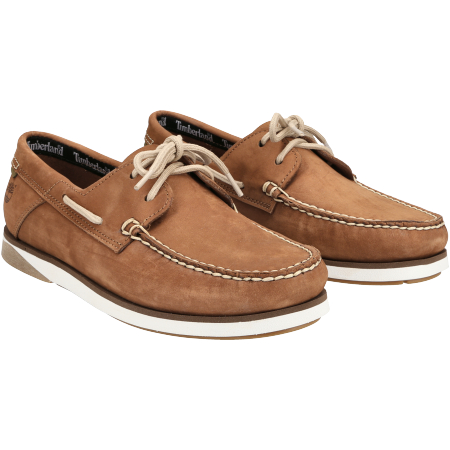 Timberland Atlantis Break Boat Shoe - Braun - Paar