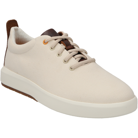 Timberland TrueCloud EK+ Canvas Sneaker - Weiß - Hauptansicht