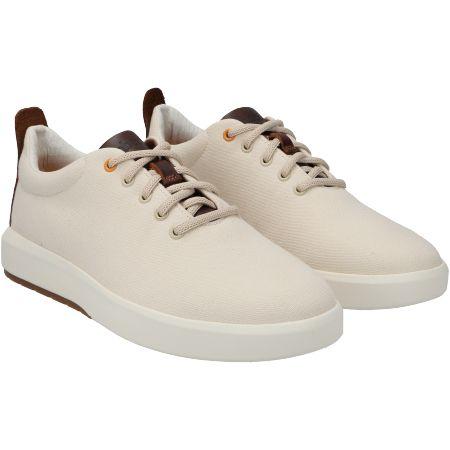 Timberland TrueCloud EK+ Canvas Sneaker - Weiß - Paar