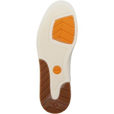 Timberland TrueCloud EK+ Canvas Sneaker - Weiß - Sohle