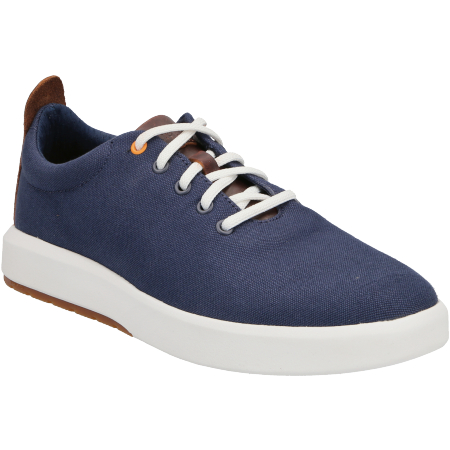Timberland TrueCloud EK+ Canvas Sneake - Blau - Hauptansicht
