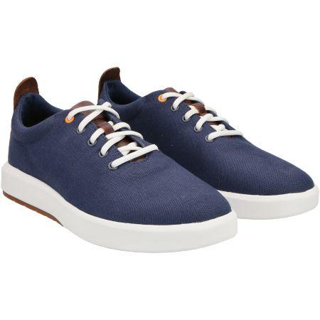 Timberland TrueCloud EK+ Canvas Sneake - Blau - Paar